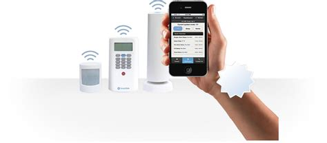 wired or wireless home security
