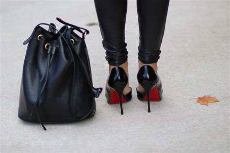 Christian Louboutins Can Only Make An Ensemble Even More Of A Knock Out by To The Nines
