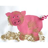 three little pigs activities, crafts, lessons, games, and