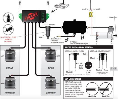 air ride compressor wiring diagram cylinder wiring