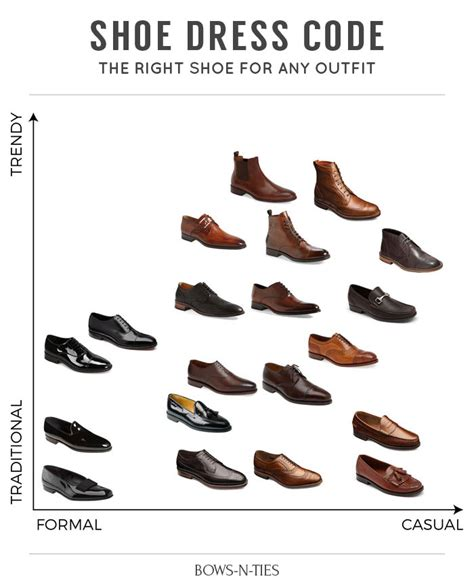the ultimate men s dress shoe guide bows n ties