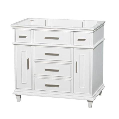 36 vanity cabinet only home decorators collection naples 36 in w vanity cabinet