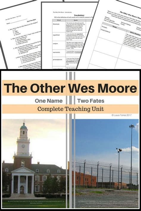 The Other Wes Essay by The Other Wes Teaching Unit Quizzes Secondary School And