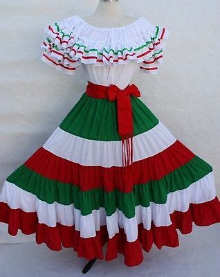 mexican traditional dresses collection on ebay!