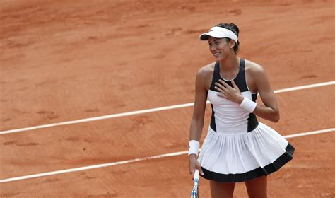 garbine muguruza french open tennis tournament  roland