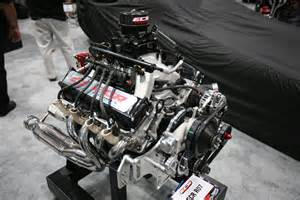Chevrolet Nascar Engine Sema 2013 Engines Efi Turbos And Superchargers