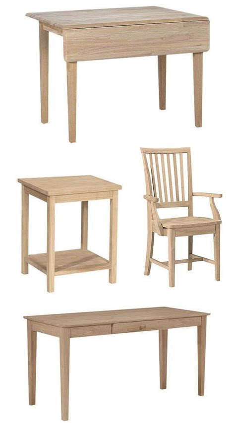 Unpainted Furniture by Unpainted Furniture Decoration Access