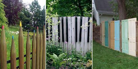10 unique creative home design ideas 10 unique and creative diy fence design ideas
