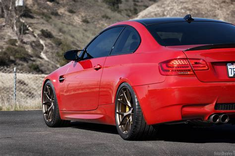 bmw red melbourne red bmw m3 is back showing us the good stuff
