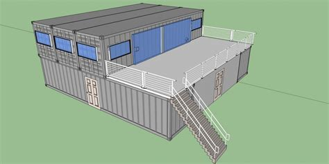 shipping container homes designs in 25k container house