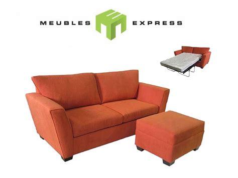couch express ou sofa lit directement de l usine 224 montr 233 al meubles express