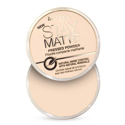 Rimmel Stay Matte Powder rimmel stay matte pressed powder transparent makeup co nz