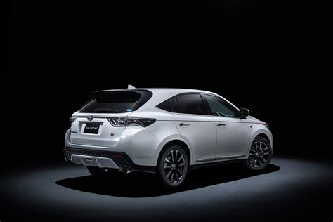 toyota line of cars news toyota launches new gr performance line japanese