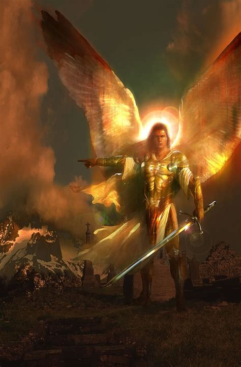 Archangel Michael prayer to st michael the archangel