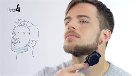 corte de barbas tutorial barba corte de barba ment 243 n y l 237 neas definidas