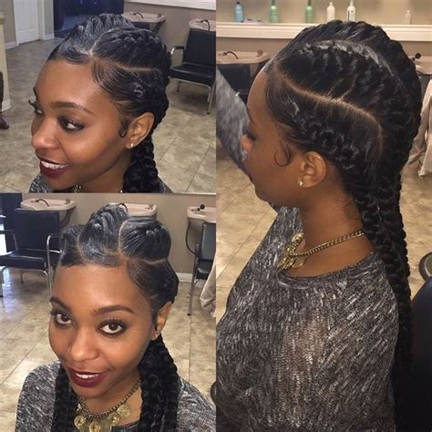 4 big in braid styles 31 goddess braids hairstyles for black women page 3 of 3