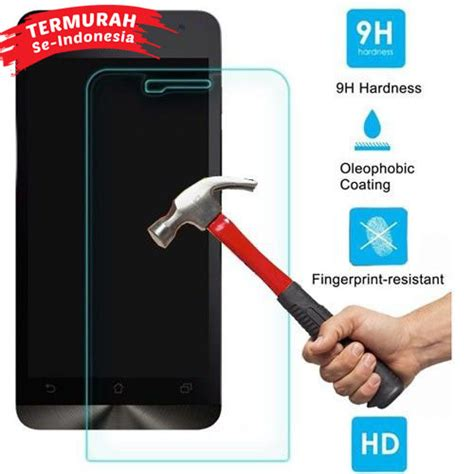 3 Power Tempered Glass For Asus Zenfone 2 5 0 Ze500cl taff 2 5d tempered glass protection screen 0 3mm for asus
