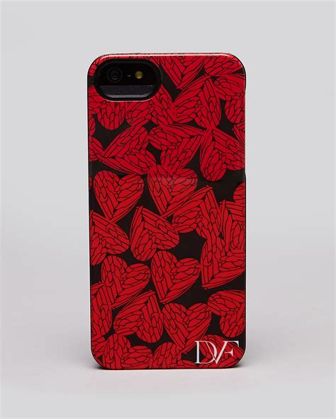 Iphone 5 5s Dvf Diane Furstenberg Casing Cover Bumper Armor diane furstenberg iphone 5 5s free hearts bloomingdale s