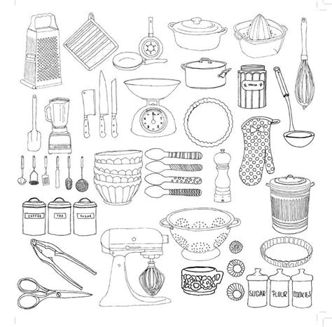 kitchen supplies coloring pages kitchen supplies coloring pages drudge report co