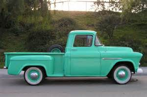 55 chevy 3100 shortbed stepside