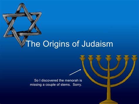 3 4 the origins of judaism