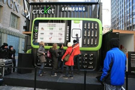 wireless and mobile news | cricket shows world's largest