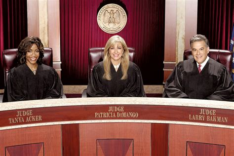 judges on judging views from the bench hot bench is the kfc double down of courtroom tv the
