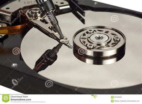Repair Harddisk disk repair stock photo image 63443422