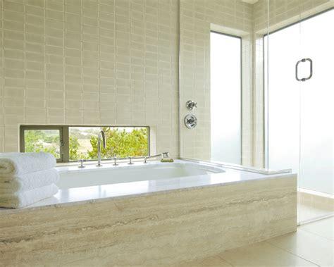 Kitchen Backsplash Cost travertine subway tile bathroom with ann sacks clear glass