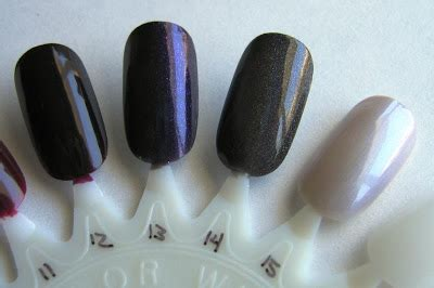 2007 Creative Nail Optix by Opi Brights Swatches All Lacquered Up