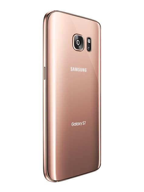 Samsung Galaxy S7 Edge Pink samsung galaxy s7 and s7 edge now available in pink gold