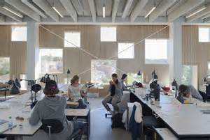henning larsen architects completed the ume 229 school