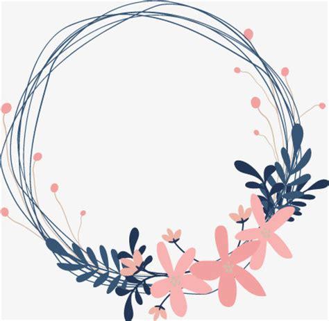 corona de flores vector png ukindex