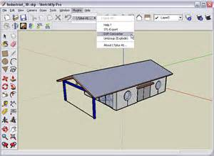 Google Sketch Ltplus Google Sketchup Dxf 11 Full Screenshot