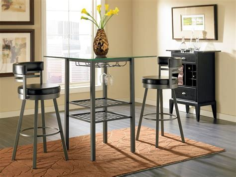 rent dining room set clint pub table bar height cort com