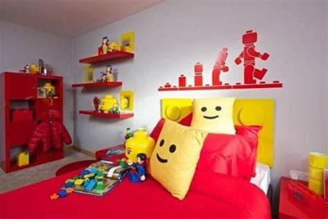 lego themed bedroom a fantastic lego themed bedroom filled with bespoke toys