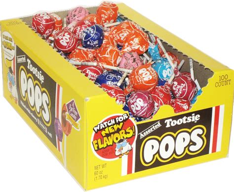 tootsie pop tootsie roll tootsie pops 100ct