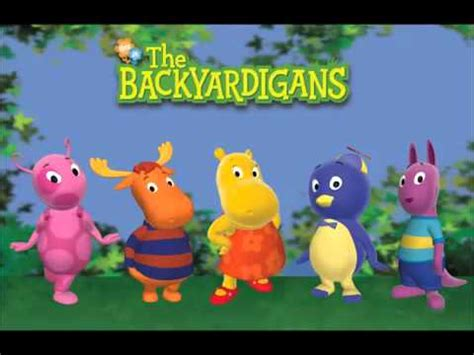 Backyardigans Intro Backyardigans Theme Song Remix