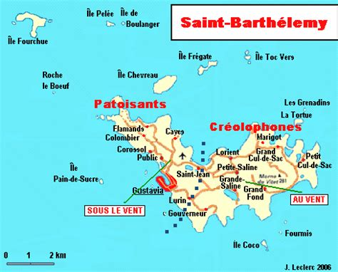 st barths map seagrape on the oceans caraibes carte barthelemy