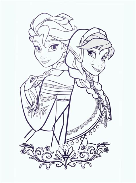 coloring books for 97 best disney frozen coloring sheets images on