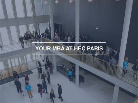 Hec Business School Mba by αmbaゼミ With Hec Business School 9 4