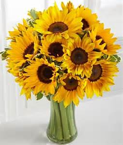 sunflower bouquets the endless summer sunflower bouquet in boston ma central square florist