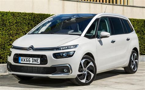 Citroen Grand C4 by Citroen Grand C4 Picasso Review Seven Seats And A Sense