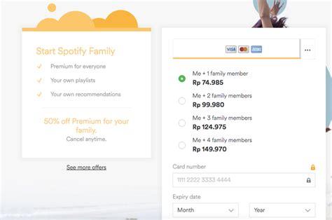 Upgrade Akun Spotify Premium 6 Bulan Resmi Banyak Bonusnya panduan lengkap membuat akun dan berlangganan spotify