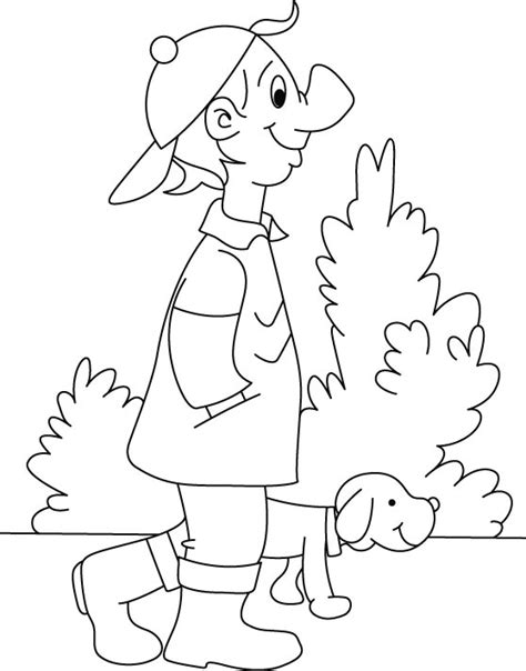 person walking coloring page free coloring pages of walking to