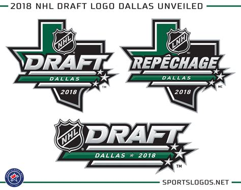 2018 Nhl Draft 2018 Nhl Draft Logo Unveiled Chris Creamer S Sportslogos