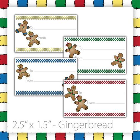printable gingerbread man gift tags 1000 images about printable tags stickers lables note