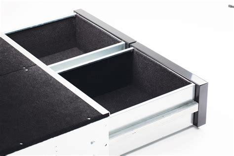 4x4 Storage Drawers by Drawer Systems Ironman 4x4