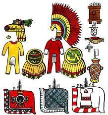 imagenes de vestimentas aztecas los aztecas
