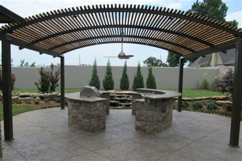 steel pergola with canopy steel shade pergolas photo gallery custom pergolas
